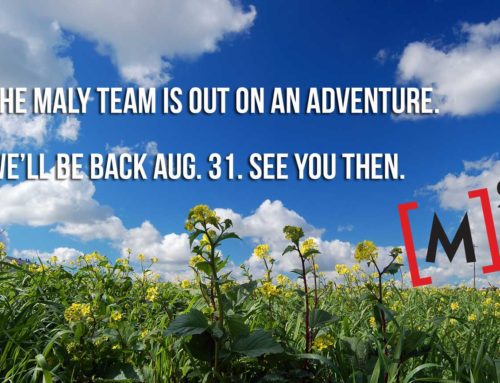 We'll be Closed Aug. 29-30