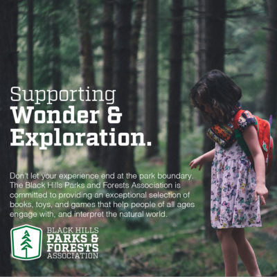 Black Hills Parks and Forests Association Ad