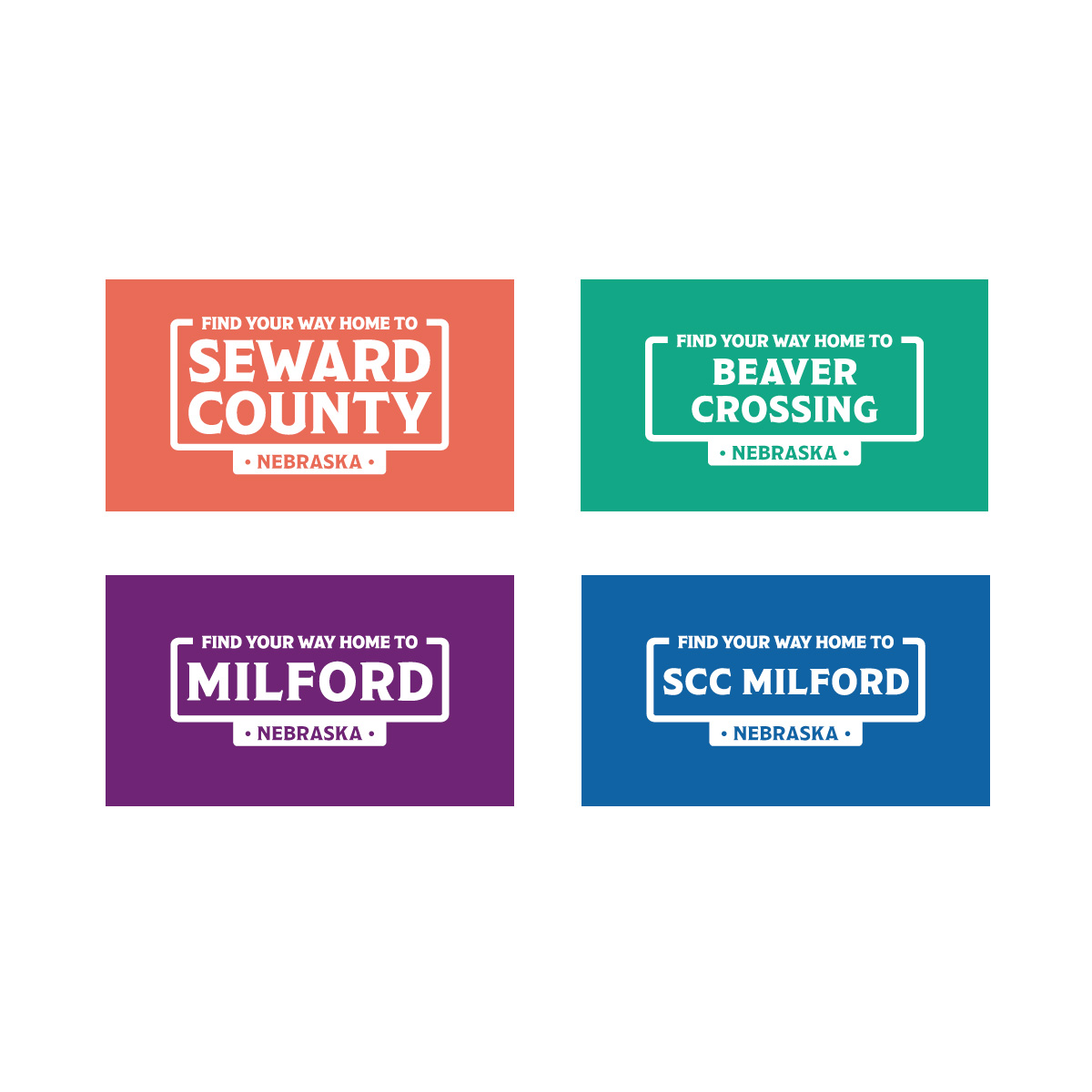 Seward County Community Branding