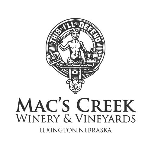 Mac's Creek Winery Logo