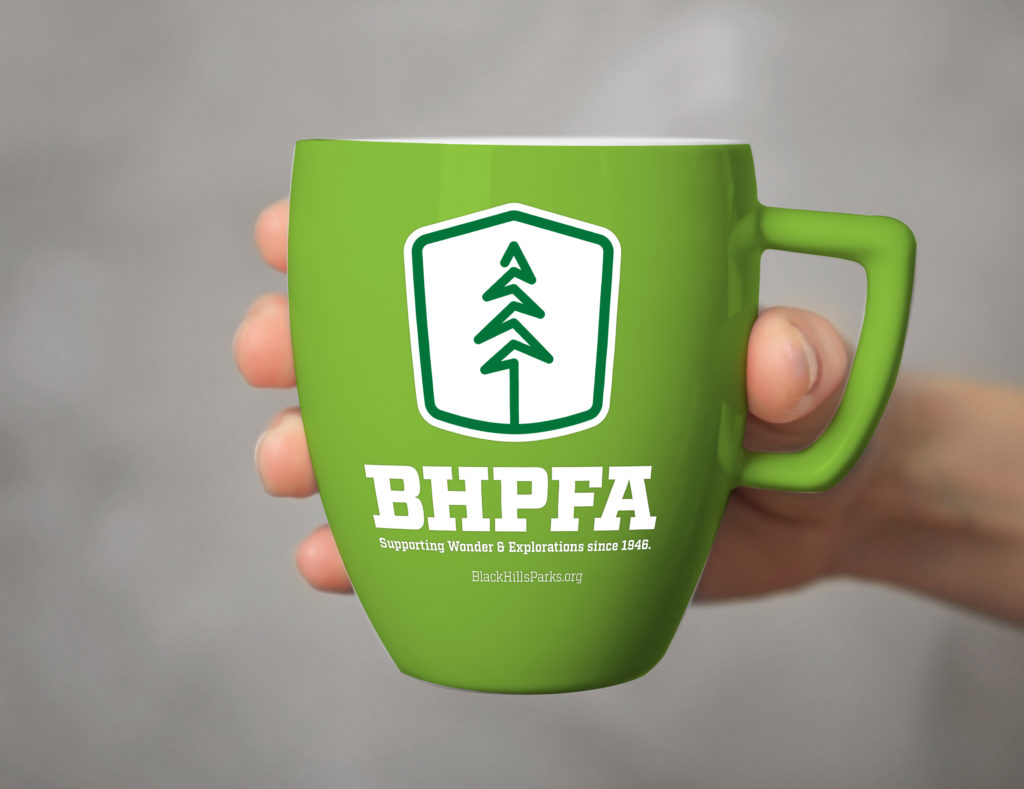Black Hills Parks and Forests Association Mug