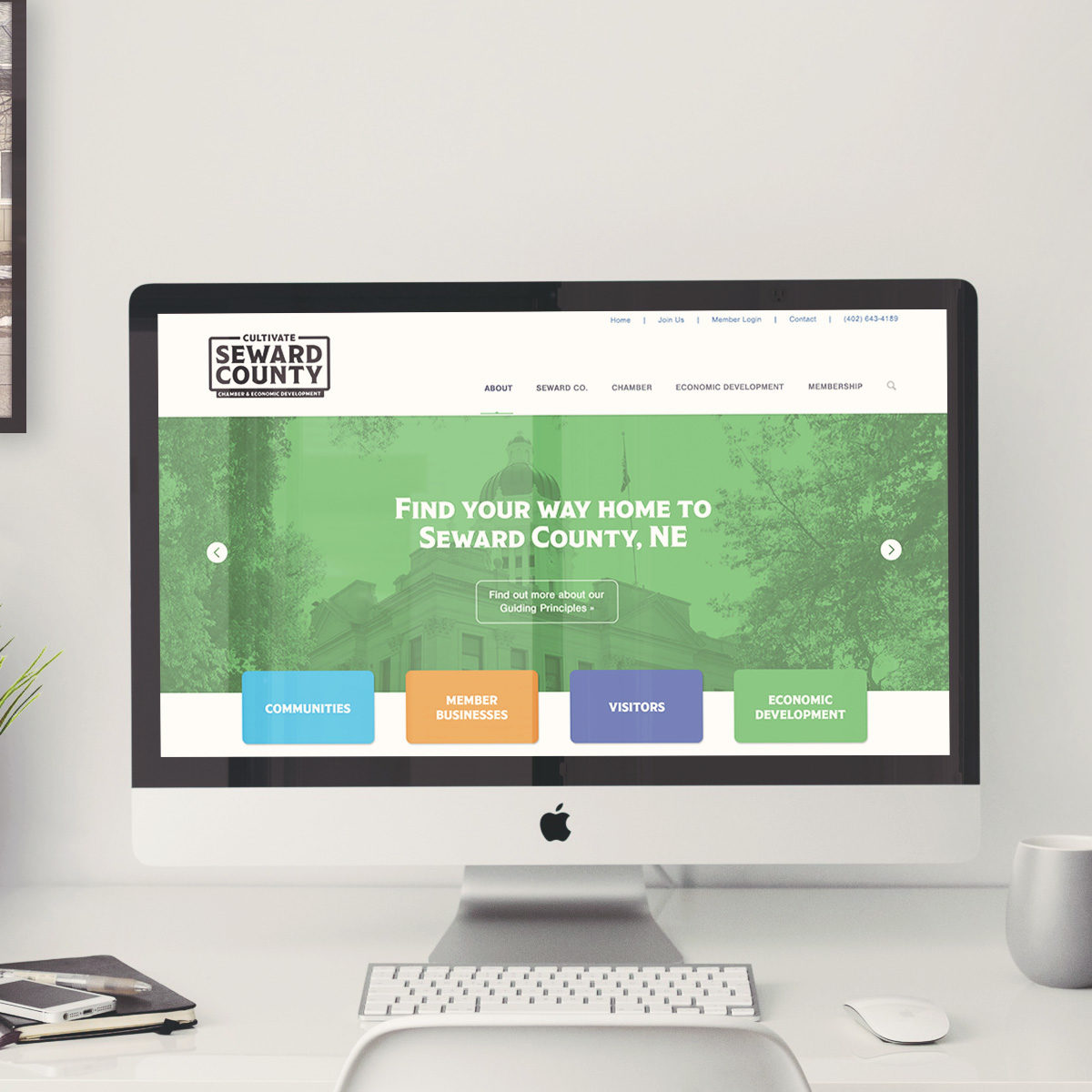 Seward County Website