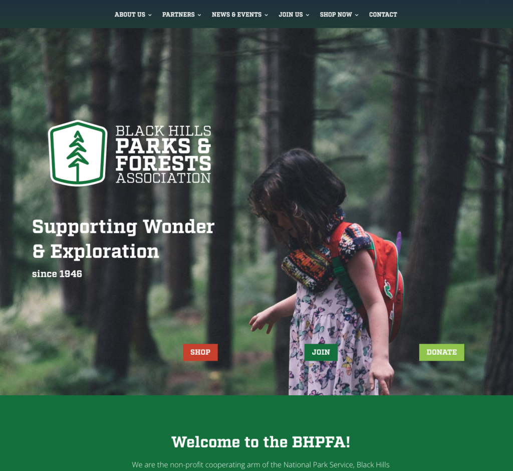 BHPFA Website