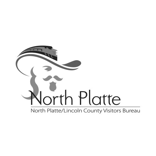 North Platte / Lincoln County Visitors Bureau Logo