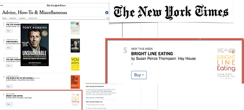 Bright Line Eating - New York Times Bestseller
