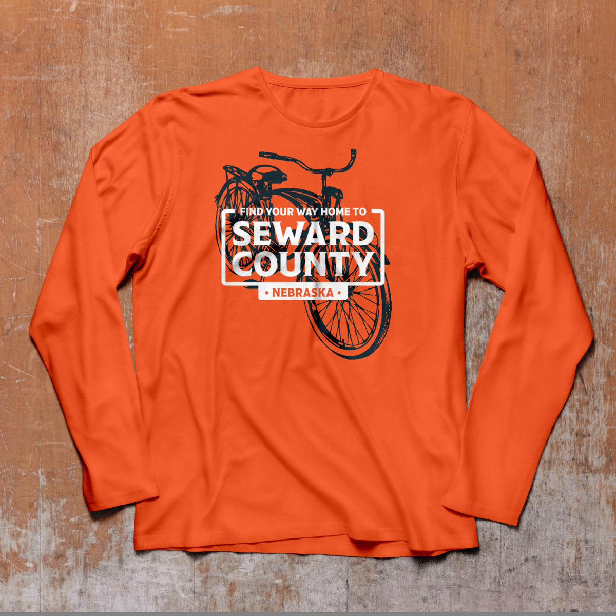 Seward County Shirt Design